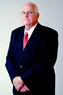 Alderman Gerald Whitley