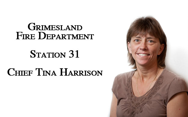Station 31  Chief Tina Harrison